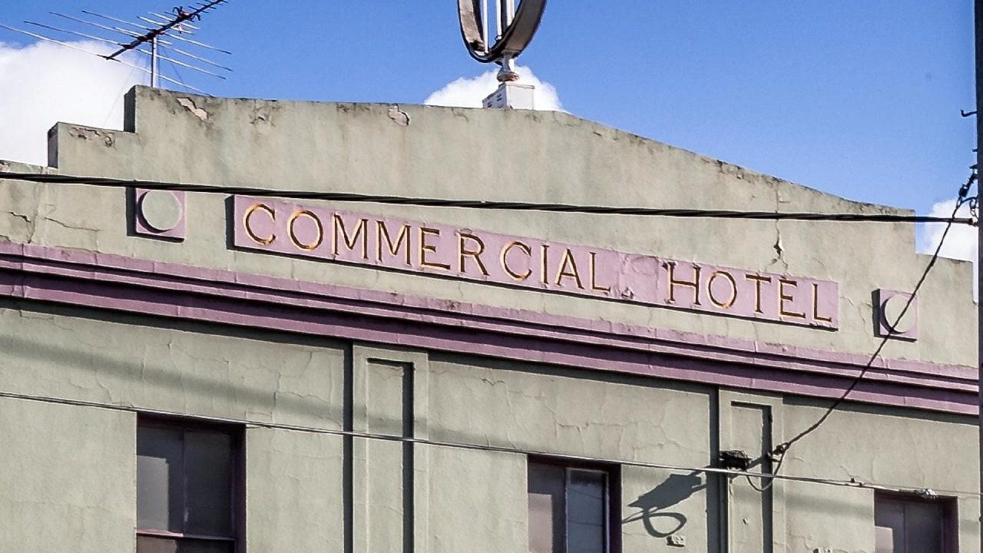 Commercial Hotel Yarraville
