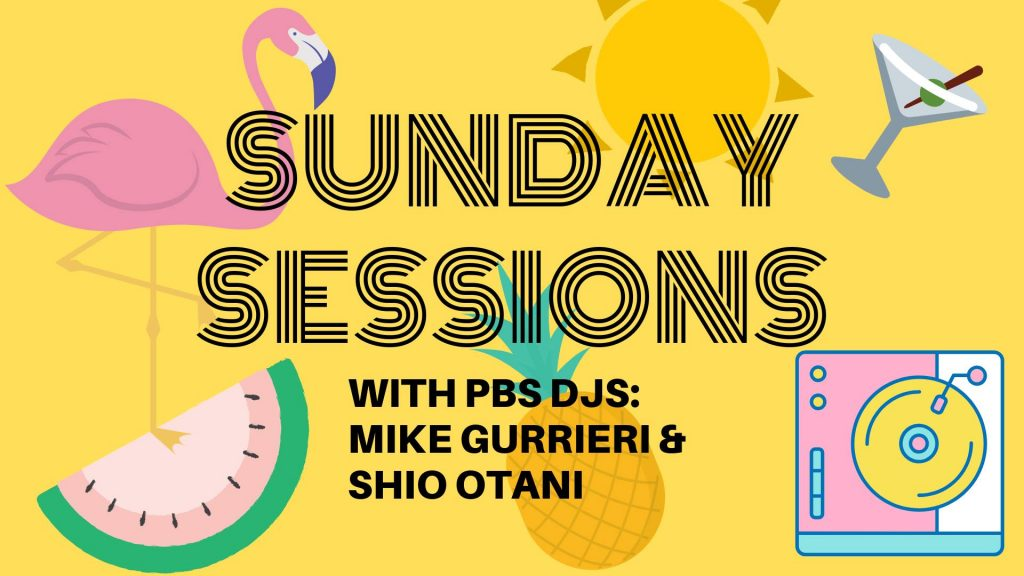 Sunday Sessions with PBS at The Mersh